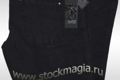 RIFLE Jeans Black Italy